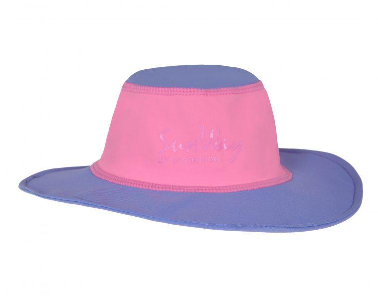 7313 Round Purple Pink