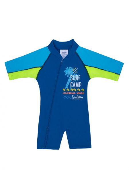 913A SURF CAMP BLUE BABY