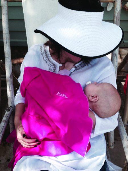 UV Shield sun protection for babies cmyk