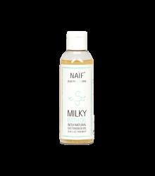milky bath oil front small